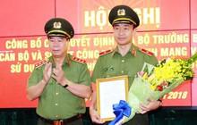 Thiếu tướng Nguyễn Minh Chính làm Cục trưởng an ninh mạng