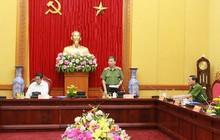 Kiện toàn Đảng ủy Công an Trung ương