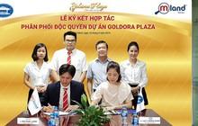 MLAND Vietnam phân phối độc quyền dự án Goldora Plaza