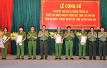 Bổ nhiệm 4 Phó Giám đốc Công an tỉnh Thanh Hóa