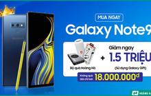 2 phương pháp mua Galaxy Note 9 mới tiết kiệm nhất hiện nay