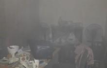 Hàng nghìn cư dân HH Linh Đàm phát hoảng vì đám cháy gây thiệt hại 3 lạng thịt