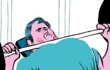 Tập thể dục cường độ cao để xả stress là quan niệm sai lầm của dân văn phòng, lợi bất cập hại
