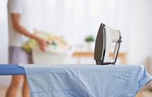 Khắc phục được 7 sai lầm khi sử dụng bàn là, bạn sẽ chỉ mất 5 phút để là áo quần mỗi sáng