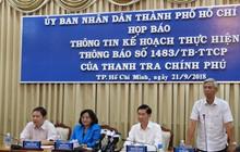 UBND TP HCM đang họp báo về Thủ Thiêm