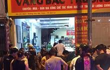 Cướp tiệm vàng ở Sơn La: Clip cảnh vật lộn với 3 tên cướp
