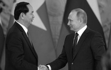 Tổng thống Putin: Chủ tịch nước Trần Đại Quang xứng đáng với sự kính trọng