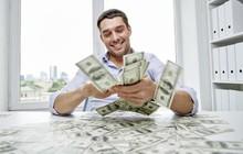 Đây là số nhóm ngành hiếm hoi có thu nhập chỉ tăng chứ không giảm trong thời gian qua