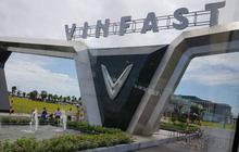 Cận cảnh tổ hợp sản xuất ô tô, xe máy Vinfast sau 1 năm khởi công