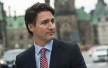 Thủ tướng điển trai Justin Trudeau chúc tết Trung Thu