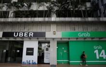 Singapore phạt Grab và Uber gần 10 triệu USD vì vụ sáp nhập