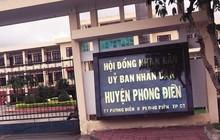 Nhiều cán bộ thiếu chuẩn Huyện Phong Điền đã bổ sung bằng cấp