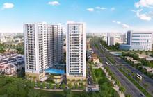 Chung cư Green Pearl 378 Minh Khai xây dựng vượt tiến độ, chính thức cất nóc vào ngày 23/09/2018