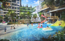 Dự án căn hộ phong cách Hawaii, sức hút mới trên thị trường quận 7