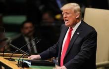 """Ông Trump khẳng định """"nước Mỹ trên hết"""" trong phát biểu ở Liên hiệp quốc"""