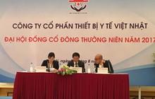 Trước thềm ĐHĐCĐ thường niên 2018, Thiết bị Y tế Việt Nhật (JVC) tiếp tục bị cổ đông cũ tố giác