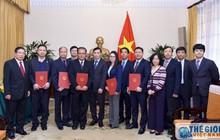 Bộ Ngoại giao điều động, bổ nhiệm nhiều cán bộ chủ chốt