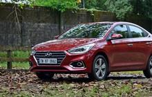 Hyundai Accent 425 triệu bán chạy 1,6 nghìn chiếc/tháng: Giá lăn bánh bao nhiêu tiền?