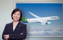 """Phó chủ tịch Bamboo Airways Dương Thị Mai Hoa: """"Thị trường đang mở cơ hội cho mô hình hàng không mới"""""""