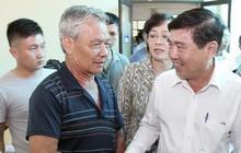Chủ tịch UBND TP HCM làm việc với 50 hộ dân thuộc 3 phường ở Thủ Thiêm