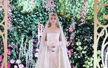 """Đám cưới xa hoa bậc nhất của ông trùm dầu khí với cháu nhà tài phiệt Nga, chỉ """"dàn"""" vali LV, Versace của hồi môn kéo theo đã 7 tỷ"""