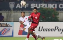 Trọng tài mắc sai lầm, tuyển Việt Nam bị Myanmar cầm hòa