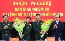 Thiếu tướng Nguyễn Hồng Thái giữ chức Tư lệnh Bộ Tư lệnh Thủ đô Hà Nội