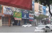 Mưa lớn, Đà Nẵng chìm trong biển nước