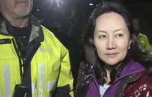 Giám đốc tài chính Huawei nói gì sau khi được tại ngoại?