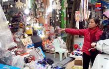 """Thị trường hàng chống rét: Sức mua tăng, không """"sốt"""" giá"""