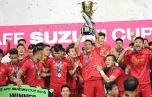 Cận cảnh ĐT Việt Nam nhận cúp vô địch AFF Cup 2018 sau trận chung kết lịch sử