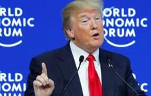 Ông Trump hủy chuyến đi của phái đoàn Mỹ tới Davos vì chính phủ đóng cửa