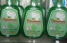 Thu hồi dung dịch vệ sinh phụ nữ Gynophaco do không đạt chất lượng