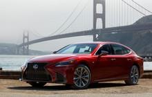 Có nguy cơ chết máy, Toyota Việt Nam triệu hồi xe sang Lexus LS 500