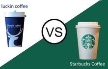 Luckin vs Starbucks: Cả một cuộc chiến công nghệ khốc liệt nằm gọn trong cốc cà phê