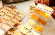 Giá vàng trong nước quay đầu giảm mạnh