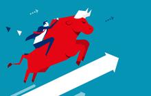 Nhóm ngân hàng tiếp đà bứt phá, Vn-Index vẫn gặp khó trước ngưỡng 910 điểm
