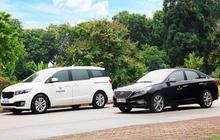 Dịch vụ đưa đón cư dân - tiện ích mới mẻ tại Rivera Park Hà Nội
