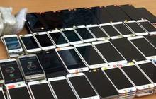 Bắt giữ hơn 500 chiếc điện thoại iPhone, Samsung nhập lậu