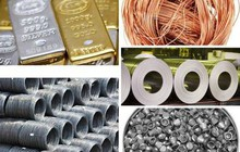 Thị trường ngày 18/10: Dầu, vàng cùng tăng, quặng sắt giảm phiên thứ 4 liên tiếp