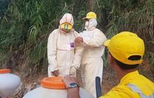 Vụ xả dầu thải đầu nguồn nước: Dùng vi sinh vật 'ăn dầu' xử lý