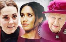 Meghan Markle hắt hủi Nữ hoàng Anh, tránh chạm mặt chị dâu Kate khi không đón Giáng sinh với gia đình nhà chồng?