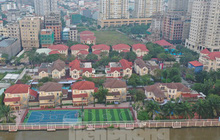 Cận cảnh biệt thự, chung cư cao cấp Thảo Điền bức tử sông Sài Gòn