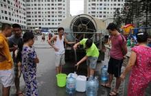 Một chung cư yêu cầu Viwaco bồi thường gần nửa tỉ sau sự cố nước sông Đà