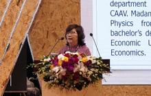 Chủ tịch Vietjet Nguyễn Thanh Hà: Từ lúc bắt đầu với 3 tàu bay đến nay hãng đã vận hành hơn 80 tàu bay, chúng tôi chưa bao giờ gặp vấn đề về nguồn nhân lực