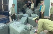 Lạng Sơn: Tạm giữ lô hàng trị giá gần 300 triệu có dấu hiệu giả mạo nhãn hiệu