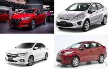 """Danh sách các mẫu sedan """"hấp dẫn"""" trong tầm giá 300 triệu đồng"""