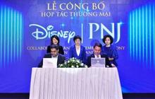 PNJ bắt tay Walt Disney, tung ra hàng loạt sản phẩm phim bom tấn
