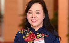 Quốc hội chấp thuận phê chuẩn miễn nhiệm Bộ trưởng Y tế Nguyễn Thị Kim Tiến