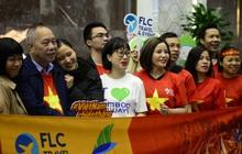 LIVE: SEA Games 30: Kết nối trái tim yêu bóng đá Việt Nam trên hành trình vượt 2000km Hà Nội – Manila (Philippines)